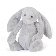 Jellycat - Bashful mega kanin 67 cm - Silver