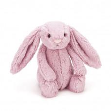 Jellycat - Bashful kanin 18 cm - Tulip Pink