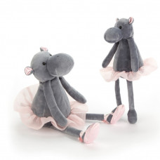 Jellycat - Dansende Darcey 23 cm - Flodhest