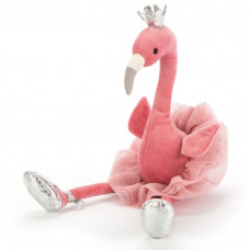 Jellycat - Ballerina Fancy 34 cm - Flamingo