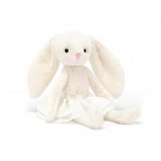 Jellycat - Arabesque kanin 20 cm - Creme