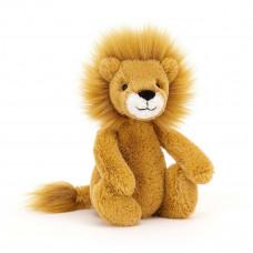 Jellycat - Bashful Bamse - Løve 31 cm