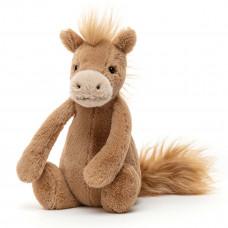 Jellycat - Bashful Bamse - Pony 31 cm