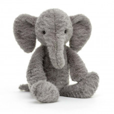 Jellycat - Bamse - Rolie Polie - Elefant 32 cm