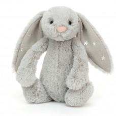 Jellycat - Bashful Kanin 31 cm - Shimmer