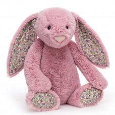 Jellycat - Bashful Kæmpe kanin 51 cm - Blossom Tulip