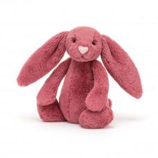 Jellycat - Bashful kanin 18 cm - Cerise