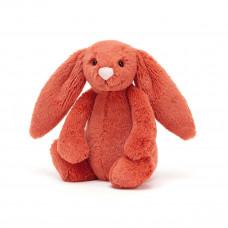 Jellycat - Bashful kanin 18 cm - Cinnamon