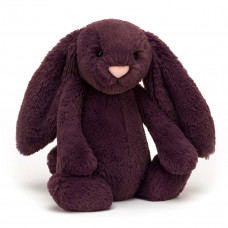 Jellycat - Bashful kanin 31 cm - Plum