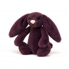 Jellycat - Bashful kanin 18 cm - Plum
