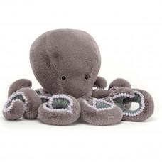 Jellycat - Blæksprutte - Neo Octopus 33 cm