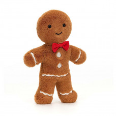 Jellycat - Julebamse - Jolly Gingerbread Fred