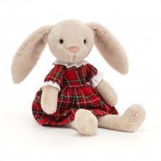 Jellycat - Lottie kanin - Skotskternet 27 cm