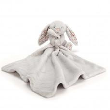 Jellycat - Nusseklud - Bashful Kanin - Blossom Silver