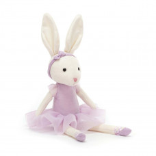 Jellycat - Pirouette Kanin 18 cm - Lilla