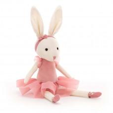 Jellycat - Pirouette Kanin 18 cm - Rosa