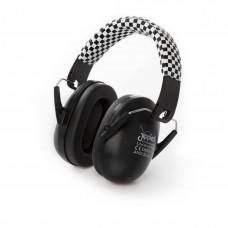 Jippies - Høreværn til børn - Black/white