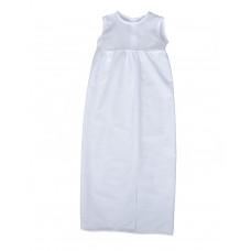 Underkjole til dåbskjole - Hvid