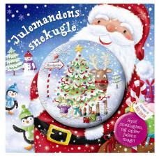 Karrusel Forlag - Julebog - Snekugle bog - Julemandens snekugle
