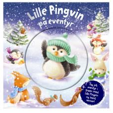 Karrusel Forlag - Julebog - Snekugle bog - Lille Pingvin på eventyr