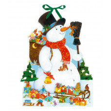 Julekalender - Coppenrath - min ven snemanden