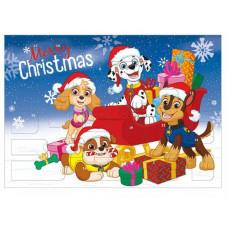 Julekalender - Advent Kalender - Min første julekalender - Paw Patrol