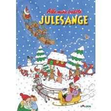 Forlaget Bolden - Jule sangbog - Alle mine bedste julesange