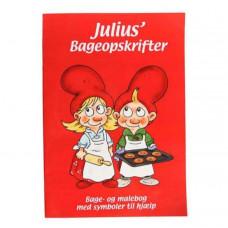 Kalendergave - Malebog - Jule bageopskrifter