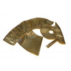 By Astrup - Kæphest tilbehør - Rustning - Guld