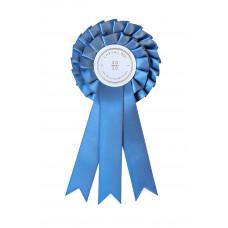 Cheval Roi - Roset til Kæphest - Dusty blue