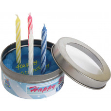 Kagelys - Fødselsdagslys - Happy Birthday Cake