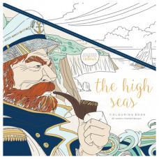 Kaisercraft - Mindfulness malebog - The High Seas