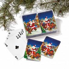 Kalendergave - Jule spillekort 2 sæt