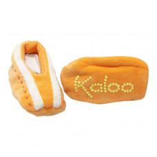Kaloo - Babyfutter - Pastel orange med striber