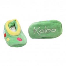 Kaloo - Babyfutter - Pastel grøn med bubbles