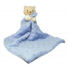 Kaloo Nusseklud - Bamse kattekilling - Lyseblå
