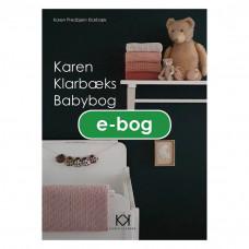 Karen Klarbæk - Strikkebog/Hæklebog - Babybog - E-Bog