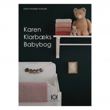 Karen Klarbæk - Strikkebog/Hæklebog - Babybog