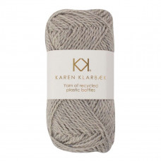 Karen Klarbæk - Recycled Bottle Yarn - Dark Grey