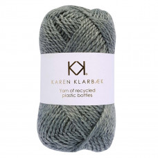 Karen Klarbæk - Recycled Bottle Yarn - Sage Green