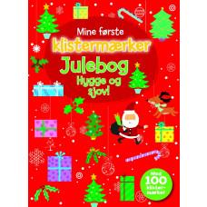 Karrusel forlag - Kalendergave - Julebog - Hygge og sjov - Mine første klistermærker