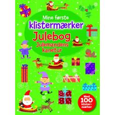 Karrusel forlag - Kalendergave - Julebog - Julemandens kanetur - Mine første klistermærker