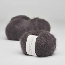 Krea Deluxe - Deluxe Silk Mohair - GOTS certificeret økologisk garn - nr. 43 Aubergine