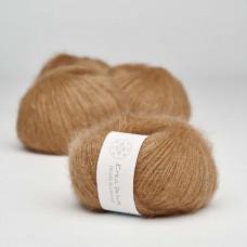 Krea Deluxe - Deluxe Silk Mohair - GOTS certificeret økologisk garn - nr. 53 Croissant