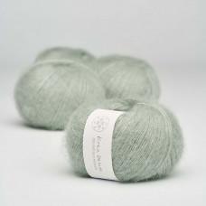 Krea Deluxe - Deluxe Silk Mohair - Nr. 32 Lysegrøn
