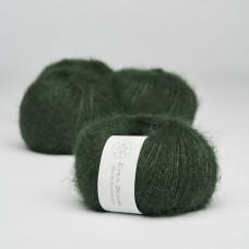 Krea Deluxe - Deluxe Silk Mohair - Nr. 36 Mørkegrøn