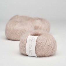 Krea Deluxe - Deluxe Silk Mohair - GOTS certificeret økologisk garn - nr. 07 Pudder