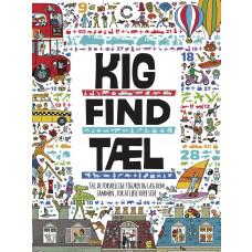 Kig - Find - Tæl - Opgavebog - Find figurerne