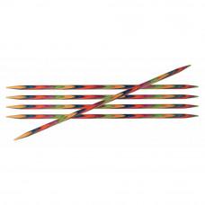 KnitPro Symfonie - Strømpepinde 2,5 mm - 15 cm.