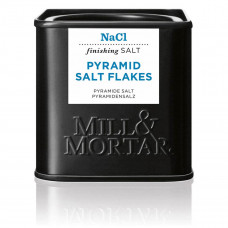 Mill & Mortar - SALTE- Pyramide salt flager
